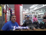 Boxing Debate - Should Fighters Turning Pro Get Easy Fights AT First or NO? EsNews Boxing