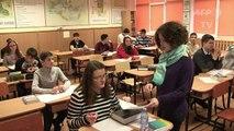 Roumanie: ces irréductibles qui craignent de perdre leur latin