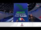 México le está dando la vuelta a EUA con el TLCAN    Imagen Noticias con Ciro Gómez Leyva