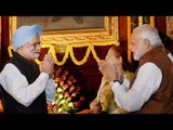 GST Bill: PM Modi invites Manmohan Singh and Sonia Gandhi on tea