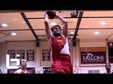 Spencer Hawes Off The Backboard Dunk To Finish Off The Game at Seattle Pro Am!