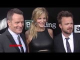 "Bryan Cranston, Anna Gunn, Aaron Paul ""Breaking Bad"" Season Finale Premiere Screening Arrivals"