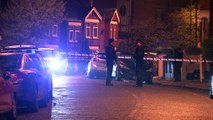 Woman shot by police during anti-terror raid