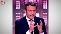 Présidentielle : le message de Macron aux électeurs de Mélenchon et Hamon
