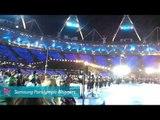 Philipe Horner - Opening Ceremony Paralympics 2012, Paralympics 2012