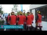 IPC Blogger - Team Malaysia before heading to Opening Ceremony of Paralympic, Paralympics 2012