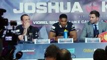 Poids lourds - Joshua : ''Je suis qui je suis avec ou sans la ceinture''
