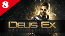 Deus Ex : Mankind Divided #08 - Difficile | Let's Play en direct FR