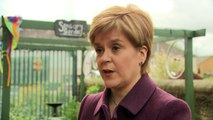Sturgeon: GDP figures show effect of Brexit on UK economy