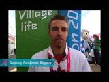 Brandon Wagner - Introduction blog, Paralympics 2012