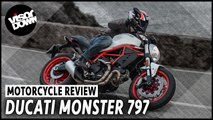 Ducati Monster 797 first ride review