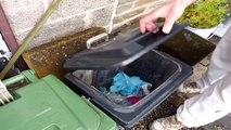 Anthisnes: Marcel produit si peu de déchets qu'il ouvre ses poubelles à tout le monde