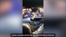 Dante en commandant de bord, Frank Lampard adulé par ses fans