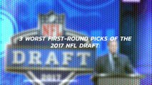 Best and worst first-round picks of the 2017 NFL draft