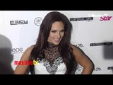 Sharna Burgess STAR Magazine Hollywood Rocks ARRIVALS #DWTS