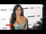 Laura Soares STAR Magazine Hollywood Rocks ARRIVALS #Brazilian #Model #Actress