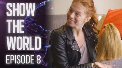 Jordan Goes Undercover - The Next Step- Show the World (Episode 8)