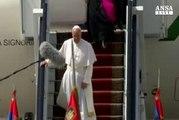 Papa in Egitto: viaggio di unita' e fratellanza