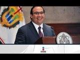 Javier Duarte volvió a sonreír, en exclusiva para Imagen Noticias    Noticias con Ciro Gómez Leyva