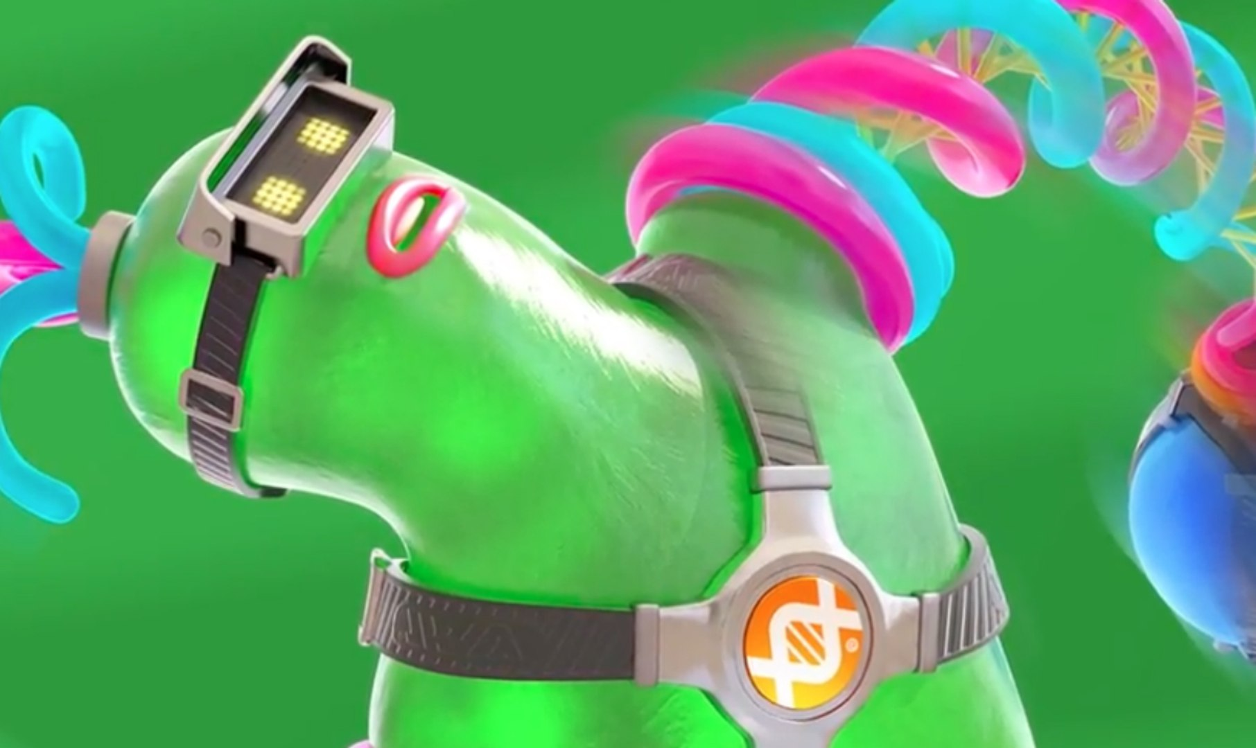 ARMS para Nintendo Switch - Helix Trailer