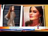 Sofía Vergara se divierte sobre un toro en la alberca | Imagen Noticias con Francisco Zea