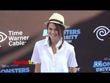 "Maia Mitchell ""Monsters University"" World Premiere Blue Carpet Arrivals"