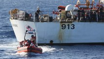 Drastic Reduction In Numbers Of Cuban Migrants To The United States
