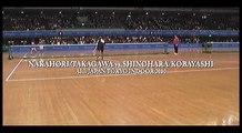 中堀・高川 vs. 篠原・小林  6 ++ ソフトテニス soft-tennis ++