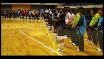 + ソフトテニス + YANG Sheng-Fa / LEE Chia-Hung(TPE) vs. KITO / KAWAMURA 3 + soft-tennis +