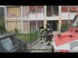 Norcia (PG) - Terremoto, recupero beni in abitazione (28.04.17)