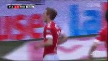 Orlando Sa Goal HD - Standard Liege 1 - 0 St. Gilloise - 28.04.2017 (Full Replay)
