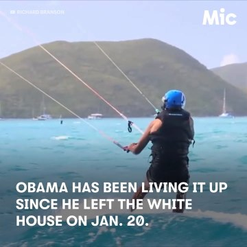 We miss you, President Obama [Mic Archives]