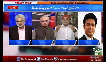 Nawaz Sharif is friend of RAW agent. Zaid Zaman Hamid
