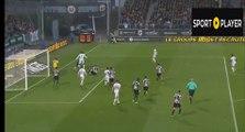 Mathieu Valbuena GOAL - Angers0-1Lyon 28.04.2017