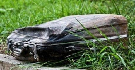 Pronašla je napušteni kofer u parku, a kad je pogledala unutra uslijedio je šok života!