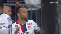 Mathieu Valbuena Goal HD - Angers SCO 0 - 1 Lyon - 28.04.2017 (Full Replay)