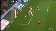 Christian Luyindama  Goal HD - St. Liege 2-0 St. Gilloise 28.04.2017