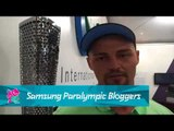 Heinrich Popow - My first blog, Paralympics 2012