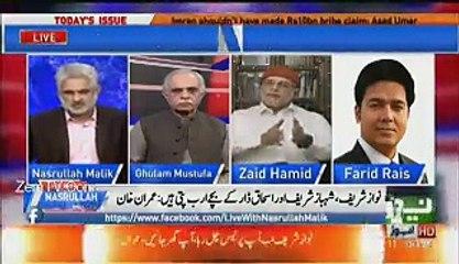 Imran Khan Ko Apni Security Barhani Chahiye, Imran Khan Ko Qatal Karwa Sakte Hai.. Zaid Hamid