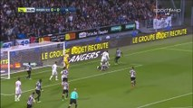 But de Mathieu Valbuena - Angers 0-1 Lyon - 28.04.2017