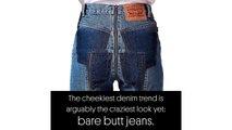 Bare Butt Jeans, Vetements X Levis