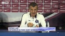 Patrice Lair : ''Jouer comme on a su le faire contre le Bayern''