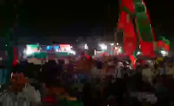 Brilliant Speech of Asad Umar in Parade Jalsa Islamabad