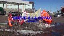 Grève à la CEPAC de Saint-Pierre et Miquelon 7 mars 2017