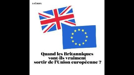 Quand les Britanniques vont-ils vraiment sortir de l'UE ? Découvrez nos autres vidéos