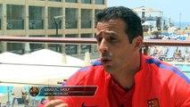 """Ligue 1 - Giuly : """"C'est bien que Paris et Monaco soient là"""""""