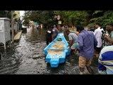 Tamil Nadu rains : Ola starts boat service in flood affected Chennai