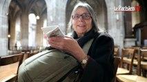 A Paris, le curé de la paroisse Saint-Merry appelle à voter Macron