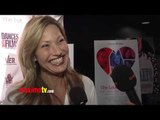 "Joey Lauren Adams Interview at ""She Loves Me Not"" World Premiere Arrivals"