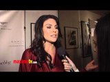 Nadia Bjorlin Interview at Beverly Hills Lifestyle Magazine 5th Anniversary Celebration